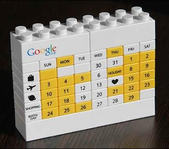calendarios web