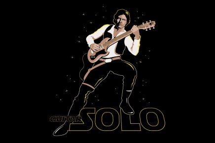 guitar solo han