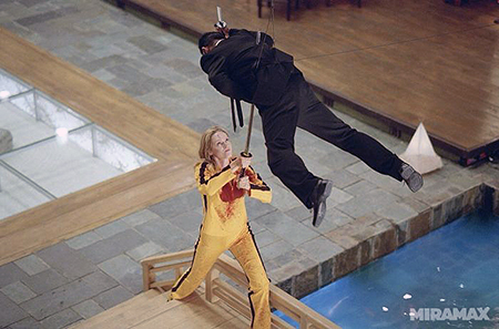 ataque letal-kill bill
